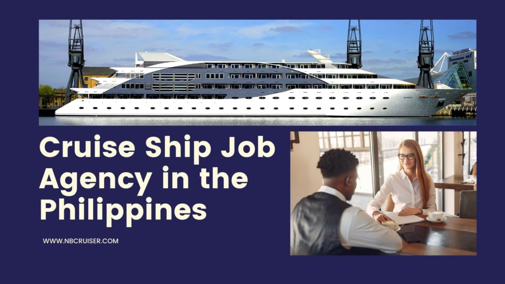 Cruise Ship Jobs Agency in Philippines