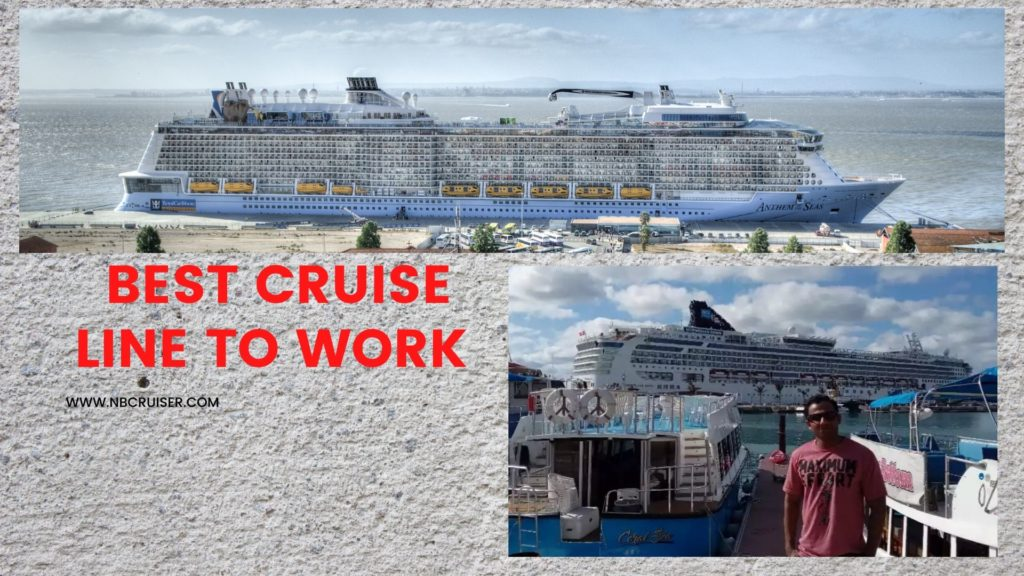 Best Cruise Line to Work