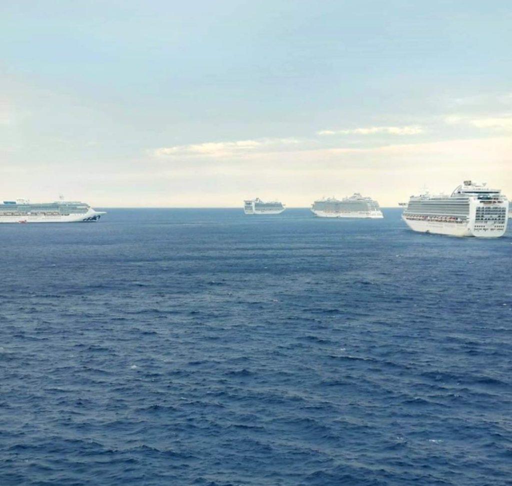 Princess, Seabourn & H. America Plan to Repatriate Crew