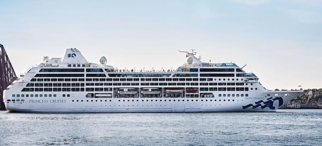 Princess Extend Pause of Operations Until Summer.