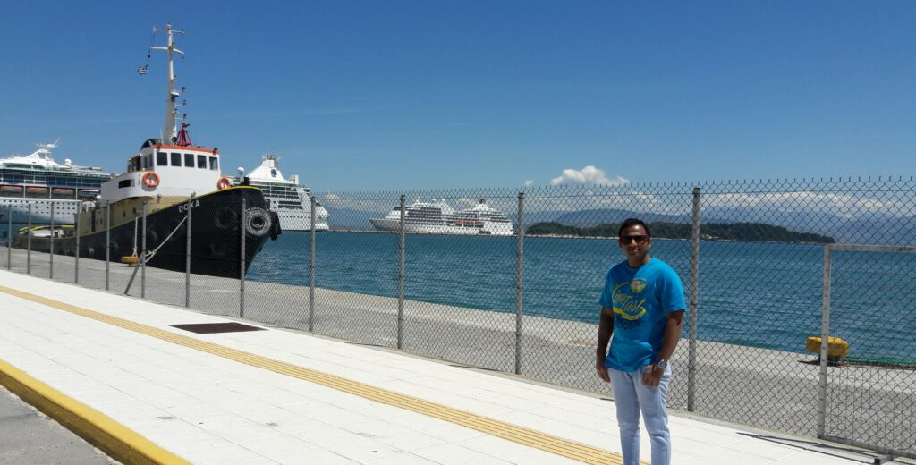 cruise ship update