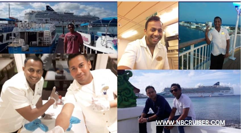 NCL Crew pics